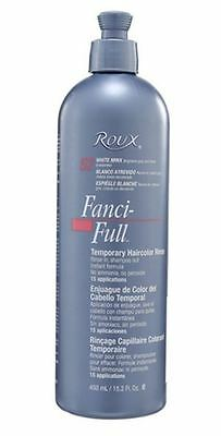 Roux Fanci-Full Temporary Color Rinse 52 White Minx, 15.2 oz (Pack of 2) ()