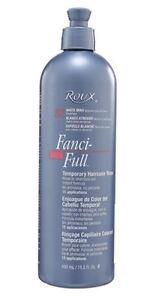 Roux Fanci-Full Temporary Color Rinse 52 White Minx, 15.2 oz