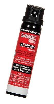 Sabre Red 52CFT30 Crossfire Stream MK-4 Pepper Spray, 1.33% MC, 3.0 oz.