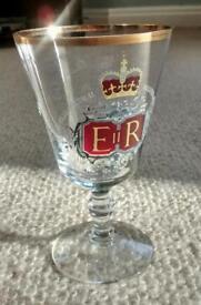 Silver Jubilee Glass