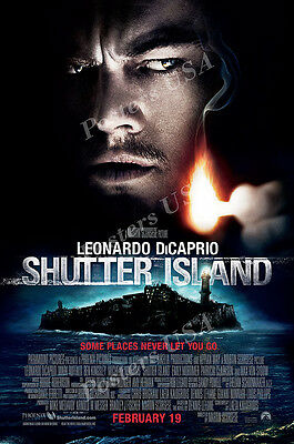 Posters USA - Shutter Island Movie Poster Glossy Finish - MOV134