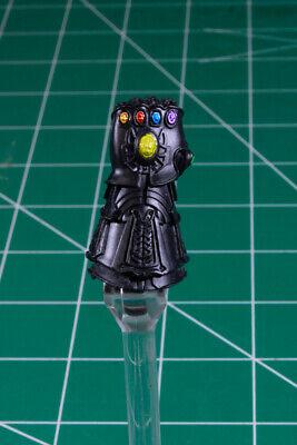 Custom Resin Cast Pool Gauntlet 1:12 scale Infinity stones DEADPOOL](Dead Pool Toy)