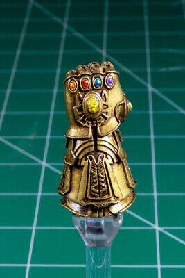 Custom Resin Cast Gauntlet 1:12 scale Infinity stones Thanos Endgame