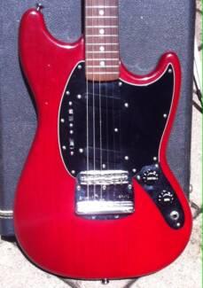 Fender Mustang 1981