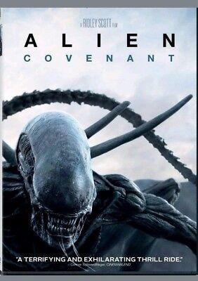 Alien  Covenant Dvd Only