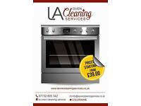 LA Oven Cleaning Services