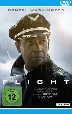 Flight [DVD] Denzel Washington, John Goodman, Don Cheadle