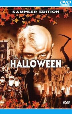 Halloween Sammler Edition 9 Filme [DVD] NEU*OVP