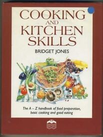 Cooking and Kitchen Skills (Cook Book)