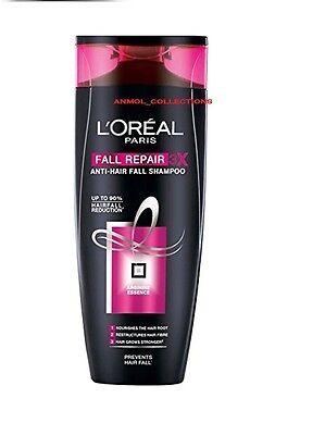 - L'OREAL ADVANCED PARIS HAIRCARE FALL RESIST (3X) HAIR FALL RESCUE 175 ML BOTTLE