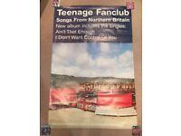 Teenage Fanclub poster