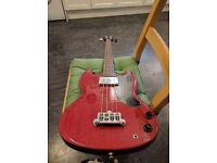 Epiphone EB-0 SG Bass Guitar (Cherry)