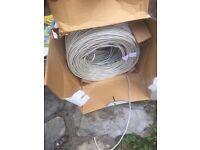 CAT5E cable 285m