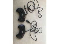 Two sega controllers excellent condition