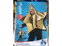 Brand New Star Outfit for Christmas Nativity Aged 3-7 years old £5
