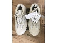 YEEZY 500 genuine! Size 8.5 willing to swap for size 9