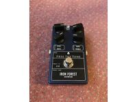 Free the tone iron forest distortion in new condition