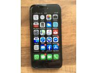 iPhone 7 unlocked 128GB jet black