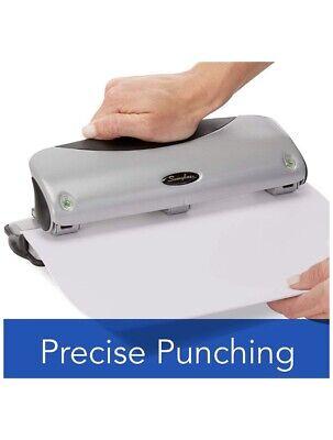 Desktop Hole Punch Hole Puncher Precision Pro Adjustable 2-3 Holes