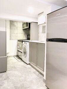 Completely RENOVATED 1 BEDROOM Basement Apartment in Hamilton!