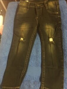 BRAND NEW WITH TAGS - NEVER WORN - Unisex Toddler Jeans Shepparton Shepparton City Preview