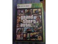 GTA 5 Xbox 360 £7