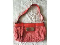Givenchy red mini handbag