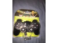 PC CONTROLLER GAMEPAD - CONTROLLER FOR PC, PS3, PS4 GAMES