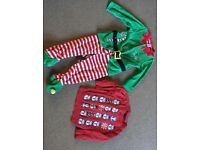Christmas jumper & outfit 12-18 months