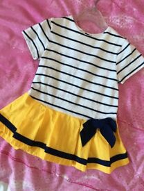 Tutto Piccolo Dress Age 12 Months