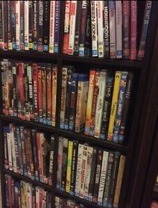 DVD & Blu-Ray Movies, TV Series, StandUp - Full List in Description