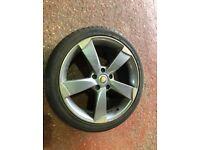 """Alloy wheels 18"""" Audi-Volkswagen"""