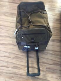 KANGOL WHEELIE HOLDALL BAG ~ (NEW)