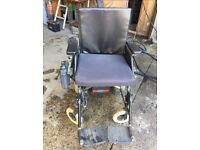 Invacare mobility electric wheelchair