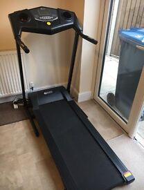 Dynamix Motorised Foldable Treadmill - £80.00