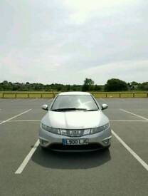 Honda Civic Sports 2.2 2006