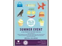 Summer Event 2017 at The Dutch Nursery / garden centre