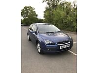 Ford Focus 05 plate good condition long MOT