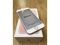iPhone 7 Vodafone - Lebara 32GB rose gold Excellent condition