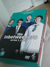 the inbetweeners dvds