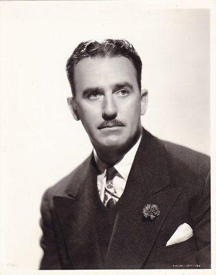 Director NORMAN MCLEOD Original Vintage 1938 Hal Roach MGM DBW Portrait Photo