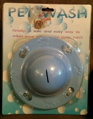 Pet Wash Dog Washing Kit Strap for Bathtub At Home Grooming