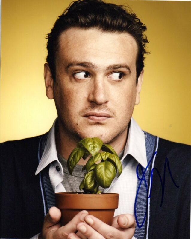 Jason Segel How I Met Your Mother Autographed Signed 8x10 Photo COA #1