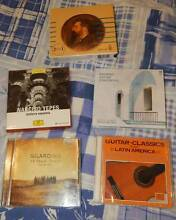 HUGE CLASSICAL GUITAR COLLECTION (OVER $290 VALUE) $75.00 Research Nillumbik Area Preview