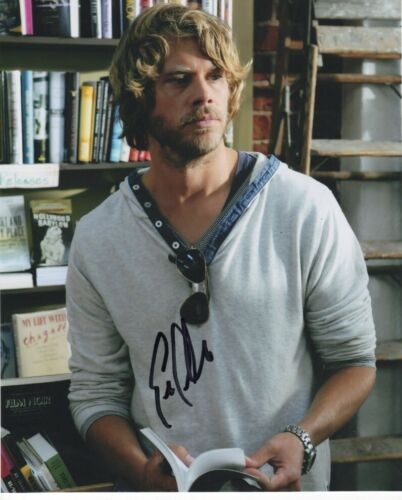 Eric Christian Olsen NCIS Autographed Signed 8x10 Photo COA 2020-3