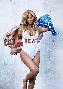 Beyonce A4 260gsm Poster Print