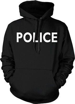 Police Halloween Costume Security Humor Funny Joke Meme Internet Hoodie Pullover](Funny Police Halloween Costumes)