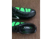 Nike Total 90 Laser III Soft Ground Elite Boots - Brand New Size UK 7.5