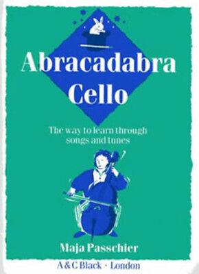 Abracadabra Cello (Instrumental Music) Paperback