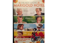 The First and Second Best Exotic Marigold Hotel